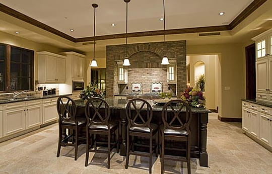 Cabinetry & Kitchen Design for Custom Home in Scottsdale, Arizona