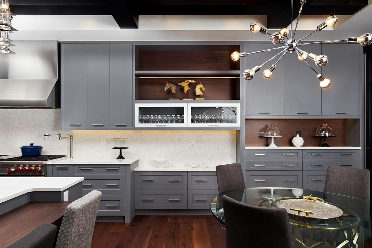 Modern Transitional Kitchen Design