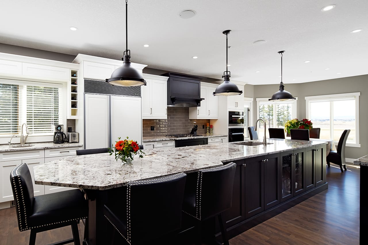 Transitional Kitchen Design