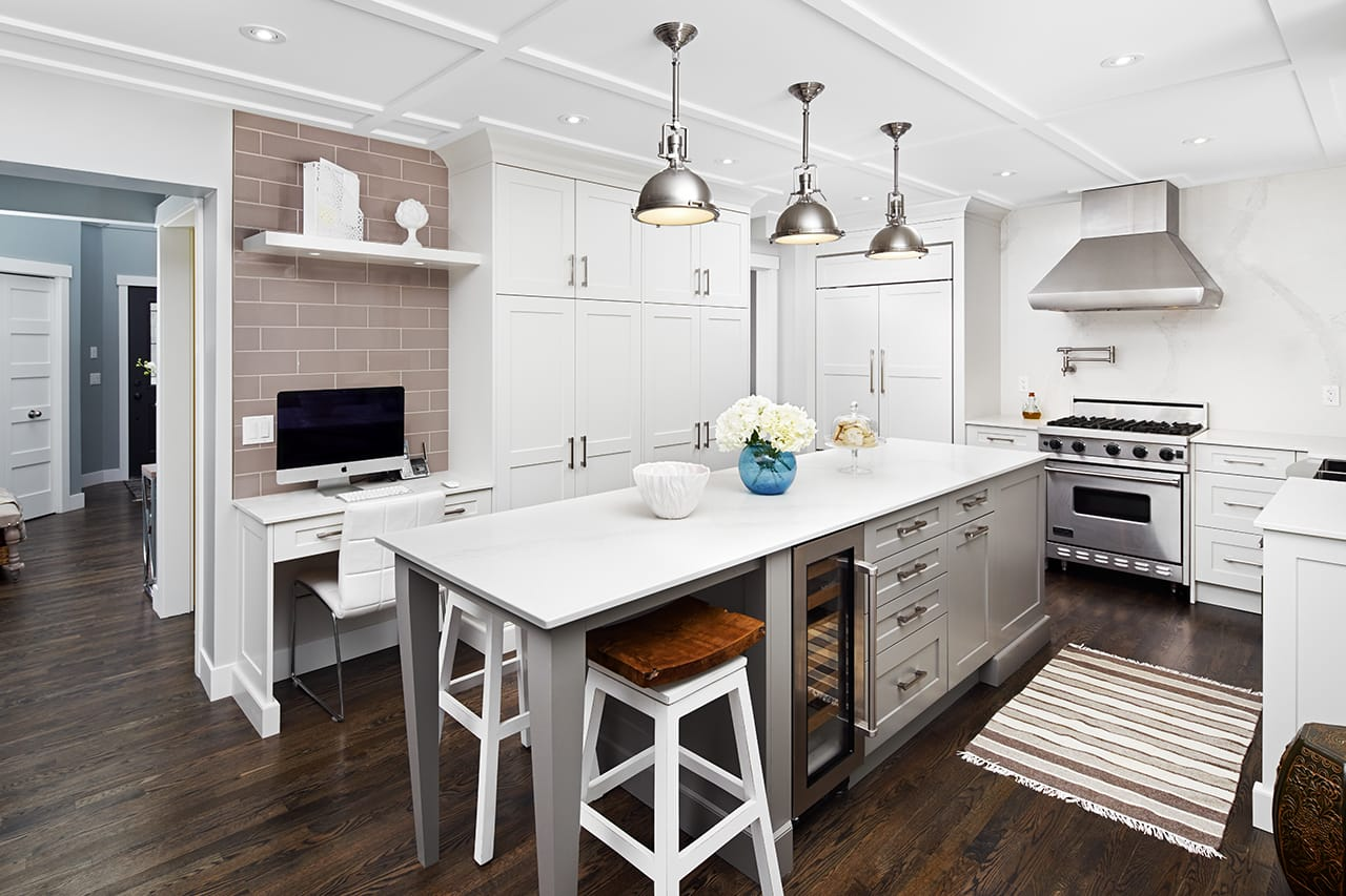 Transitional Kitchen Renovation