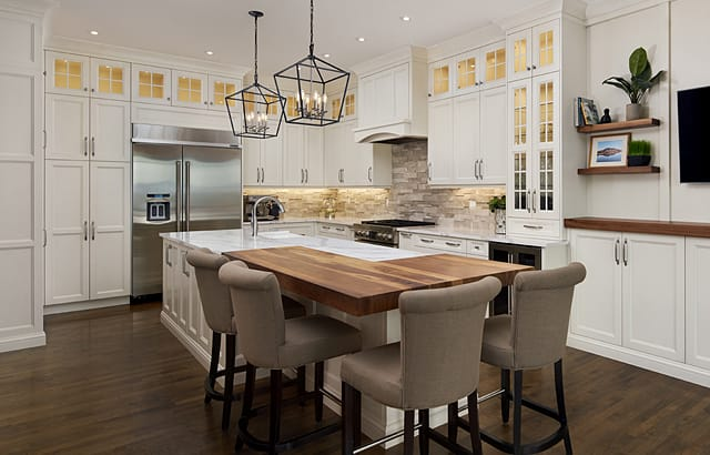 Kitchen Renovation For Calgary Realtor Jeff Neustaedter