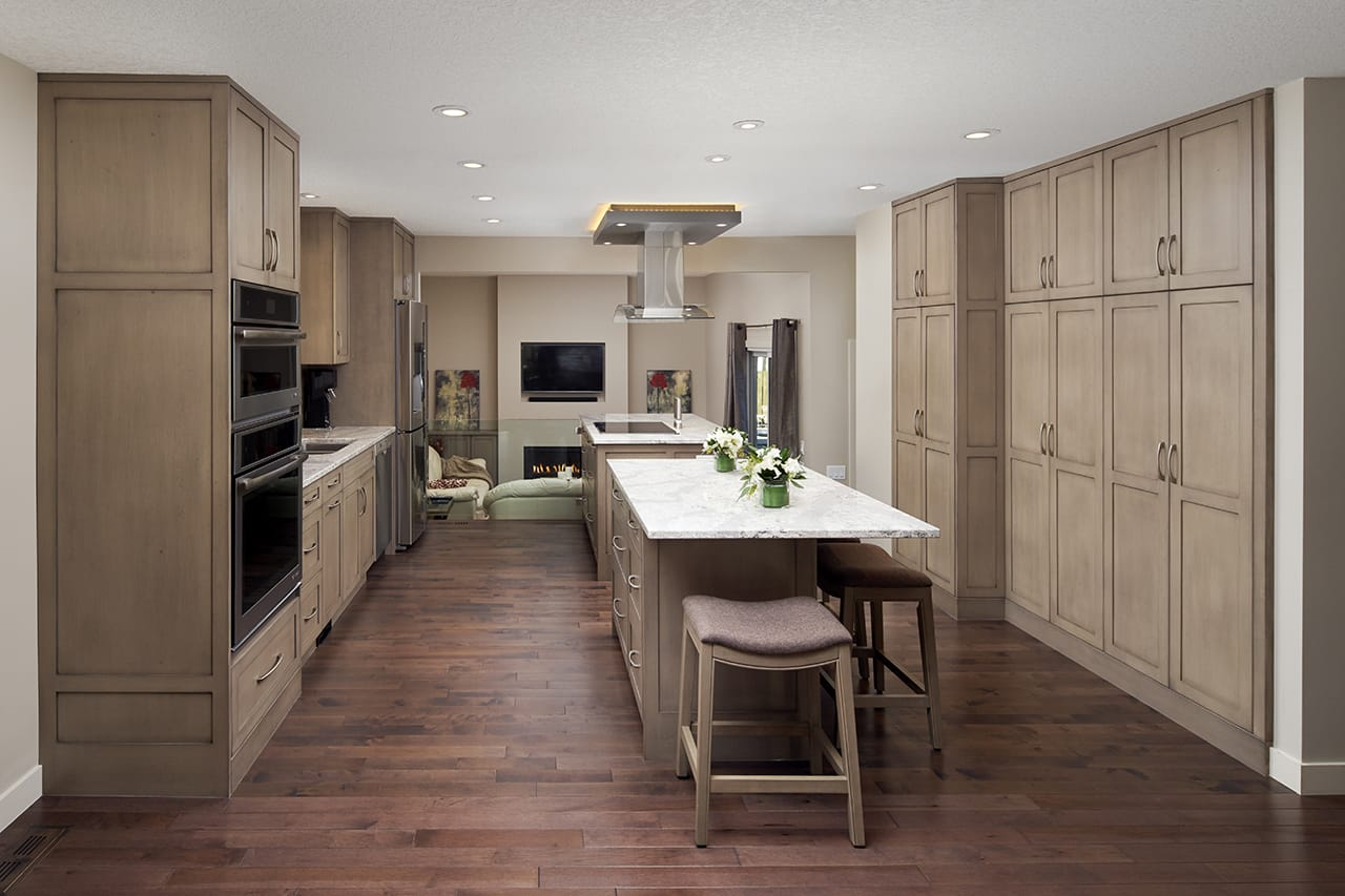 Classic Transitional Kitchen Renovation