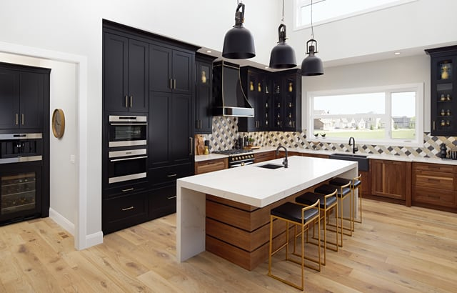 New and custom kitchen stories legacy kitchens for Kitchen design brief example