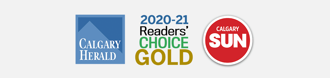 Calgary Herald Readers Choice 2020 2021