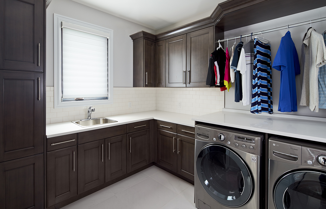 How to Renovate Your Laundry Room